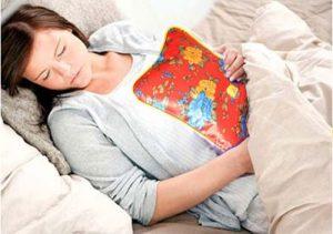 Túi chườm đa năng Hướng Dương - sử dụng sưởi ấm khi ngủ