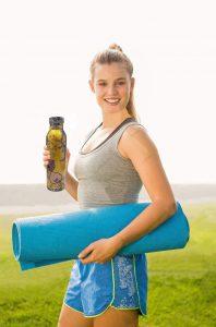 Bình đựng nước Copper - Lựa chọn của người đam mê thể thao và sức khỏe